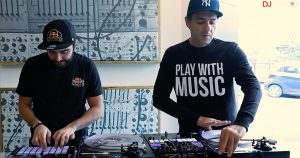 DJ Beats and Flash B