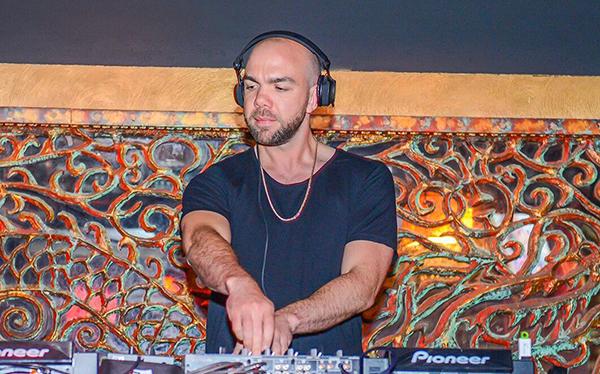 DJ Dave Treacy