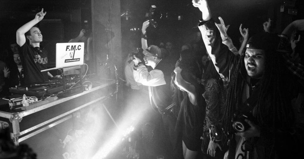 Listen to DJ FMC's DJcity Podcast Mix