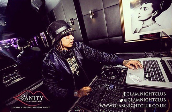 DJ Monique B