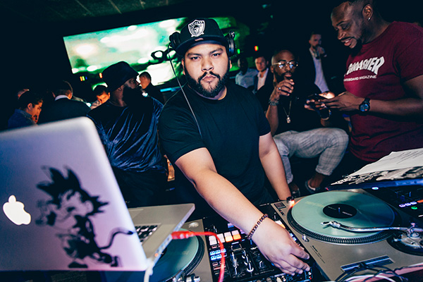 DJ No Name