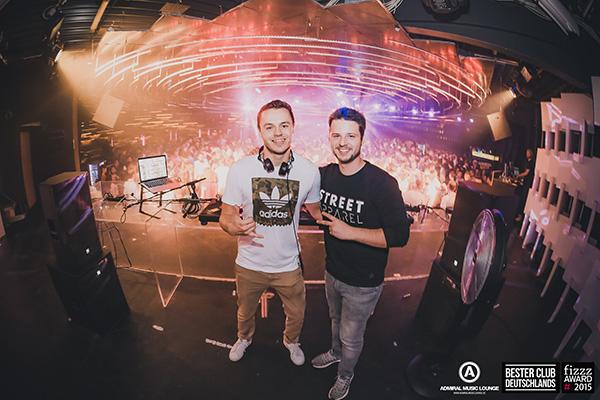 DJ Perchain & Mr. Tone