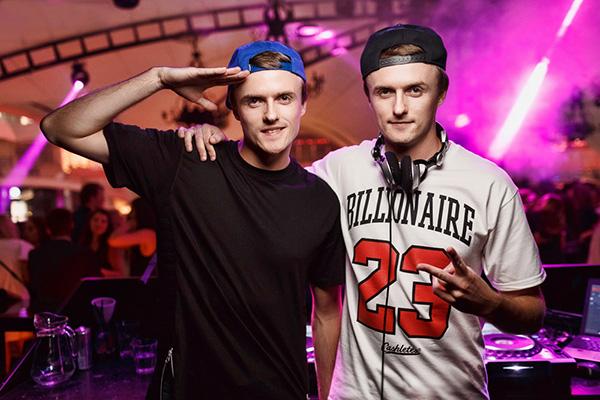 DJ ROCCO & DJ EVER B
