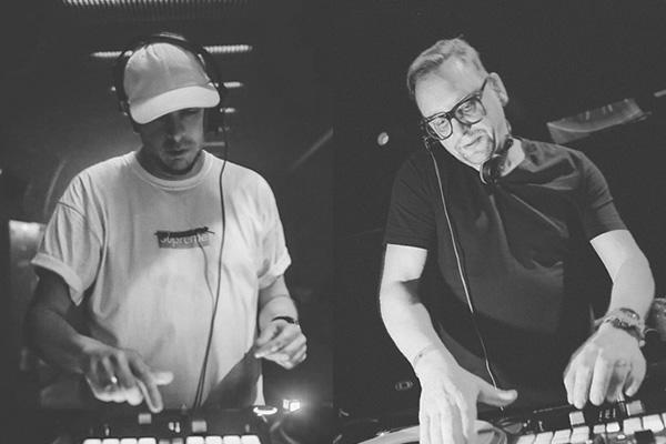 DJ Ron & DJ Shusta