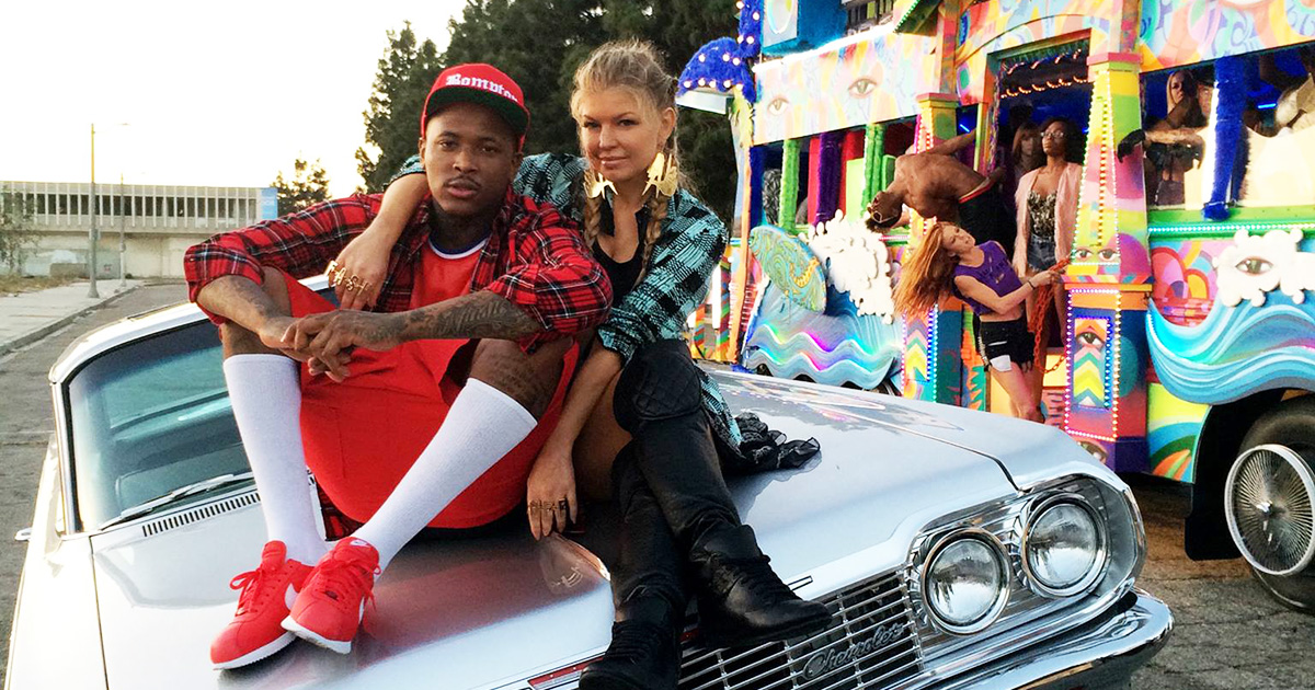YG and Fergie