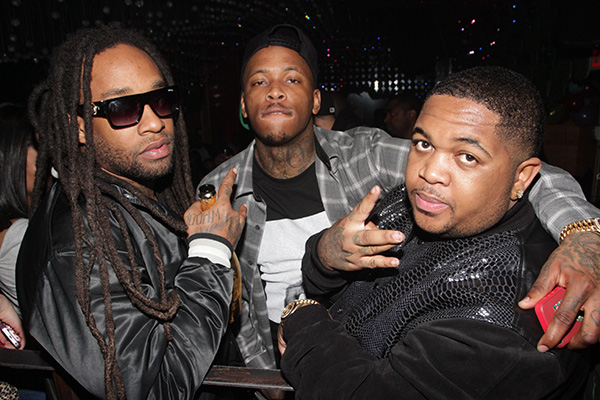 Ty Dolla $ign, YG and DJ Mustard