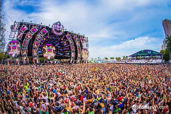 how to watch ultra music festival live