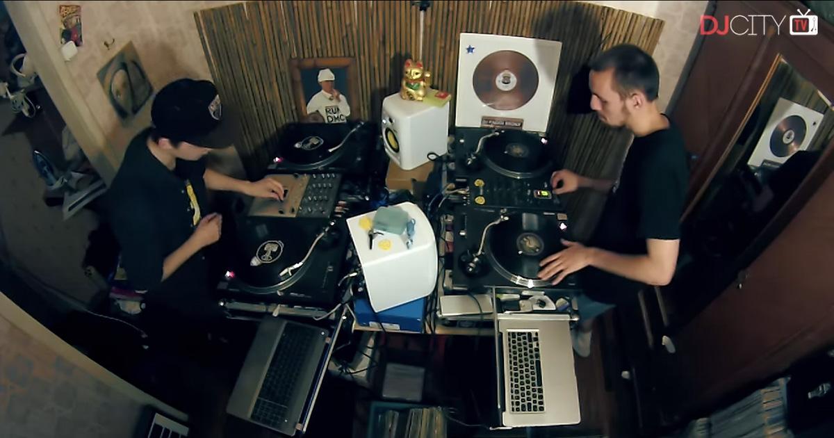 Russia's DJ Kid Cope and Pasha Bronx Put Down 'Bedroom Sessions' Mix
