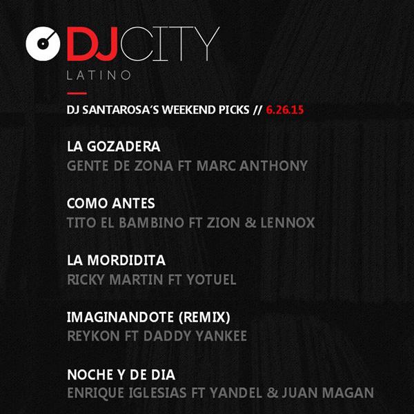 DJcity Latino