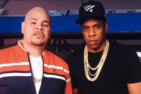 Fat Joe and Jay Z