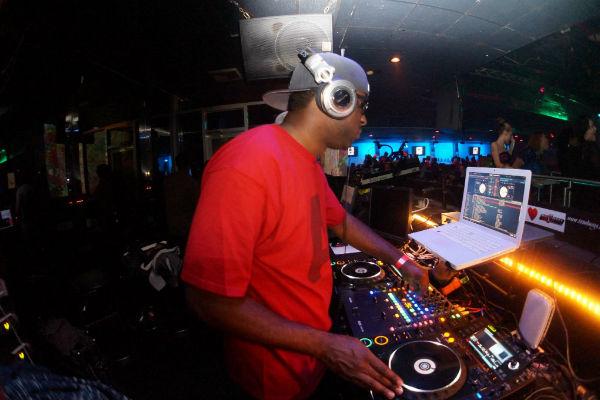 DJ Chris Brown