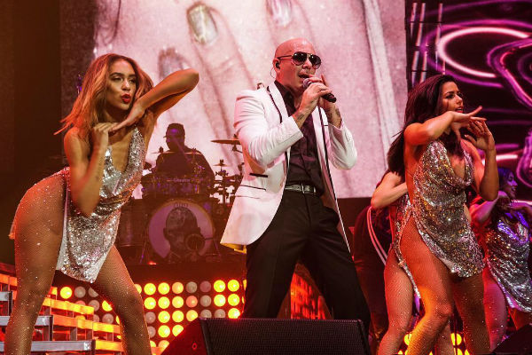 Pitbull Flo Rida Tour