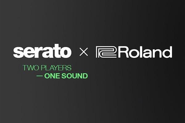 Serato and Roland