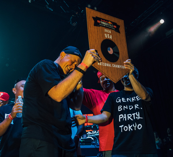 Trayze Wins 2016 Red Bull Thre3style U.S. Finals