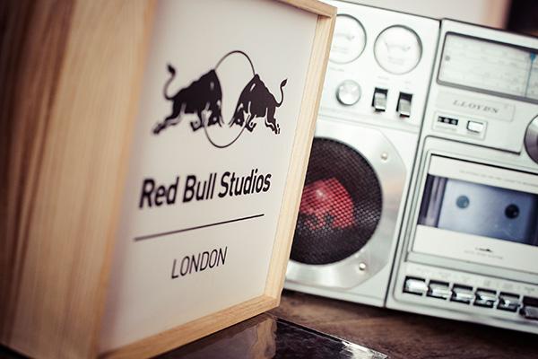 Red Bull Studios London