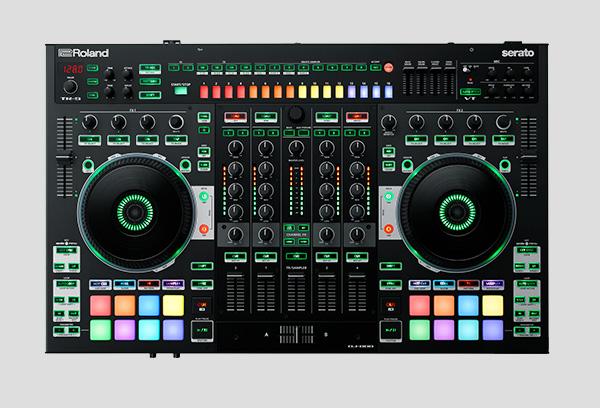 Roland DJ-808 for Serato DJ