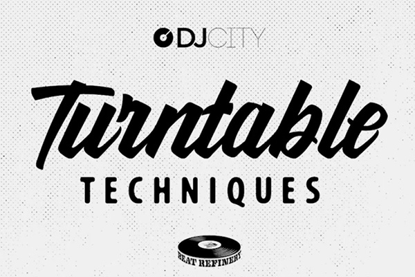 Turntable Techniques