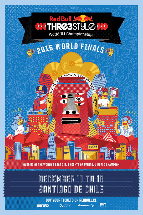 2016 Red Bull Thre3style World Finals