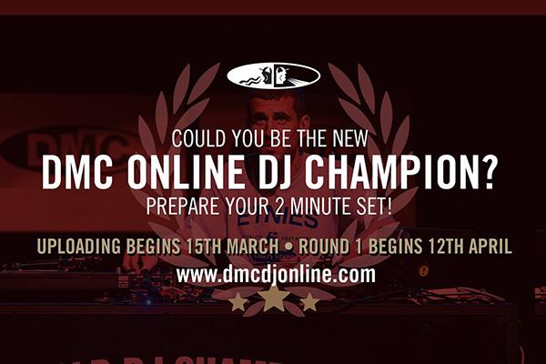 DMC Online DJ Championship