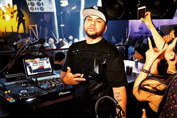 DJ Frisko Eddy