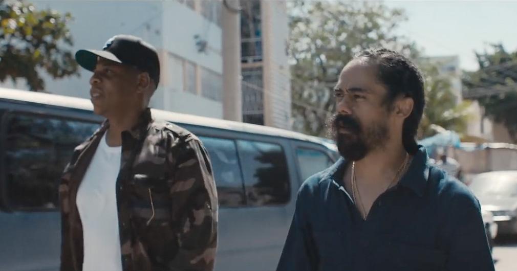 Watch JAY-Z's 'Bam' Video Feat. Damian Marley