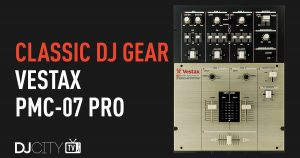 Classic DJ Gear