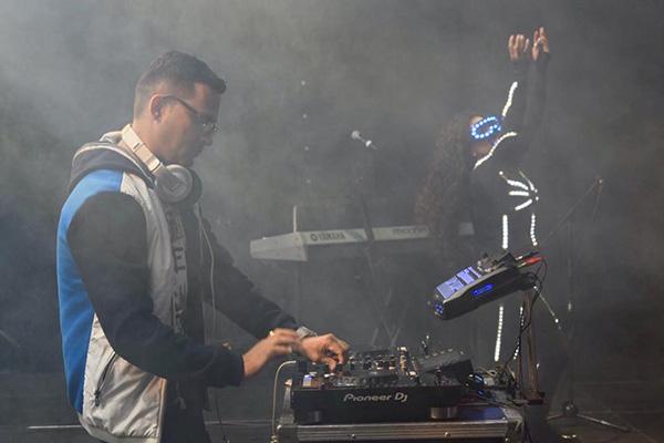 DJ Mario Andretti