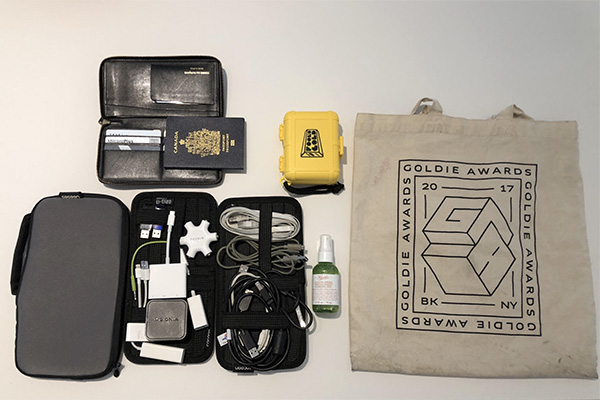 A-Trak's must-have items