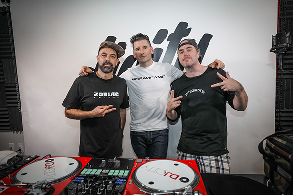 DJ Nu-Mark, Destructo, Cut Chemist