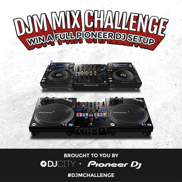 DJM MIx Challenge