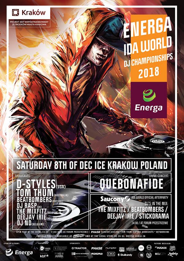 2018 IDA World DJ Championships