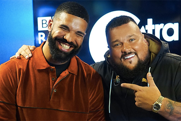 Drake and Charlie Sloth