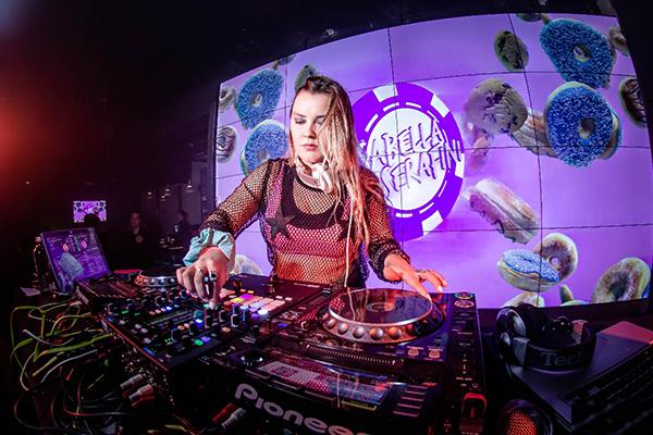 DJ isabella serafini