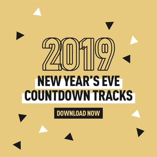 New Year's Eve Countdown Tracks