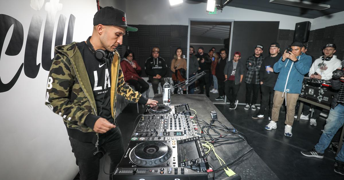 Watch DJ Vice's 'MikiDz Show' Set