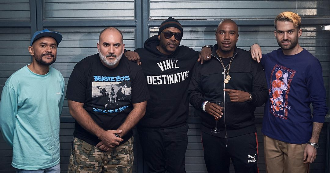 Watch: DJ Jazzy Jeff, A-Trak, and Craze Talk DJing on 'Drink Champs' Podcast
