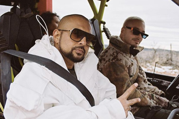 Sean Paul and J Balvin