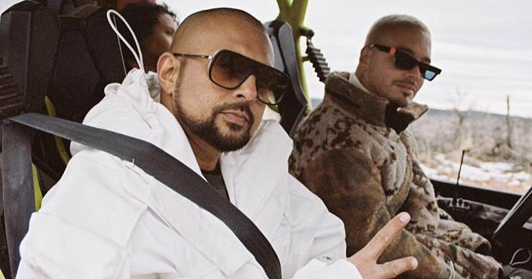 Sean Paul and J Balvin Connect for New Single, 'Contra La Pared'