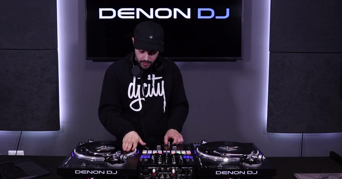 Watch: Mista P Drops Mix for Nova System Academy DJ School